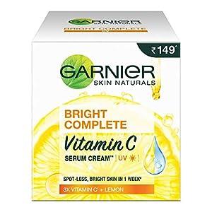 Garnier Bright Complete Vitamin C Serum Cream UV, 45 g