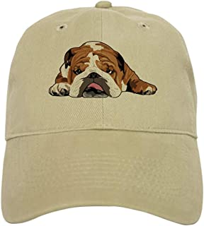 Teddy The English Bulldog Baseball Baseball Cap