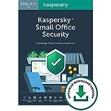 Kaspersky Small Office Security 7 Standard | 7 Geräte 7 Mobil 1 Server | 1 Jahr | Windows/Mac/Android/WinServer | für kleine Unternehmen | Standard | PC/Mac | Aktivierungscode per Email