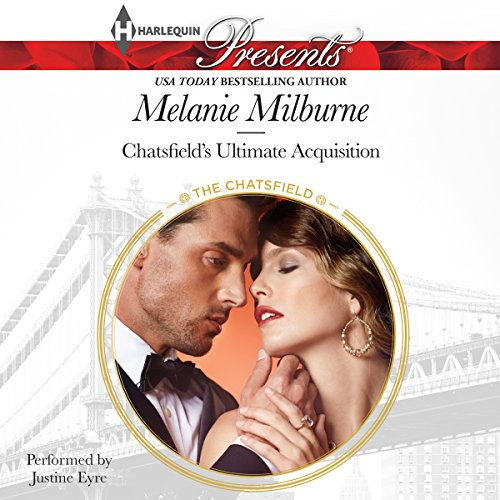 Chatsfield's Ultimate Acquisition audiobook cover art