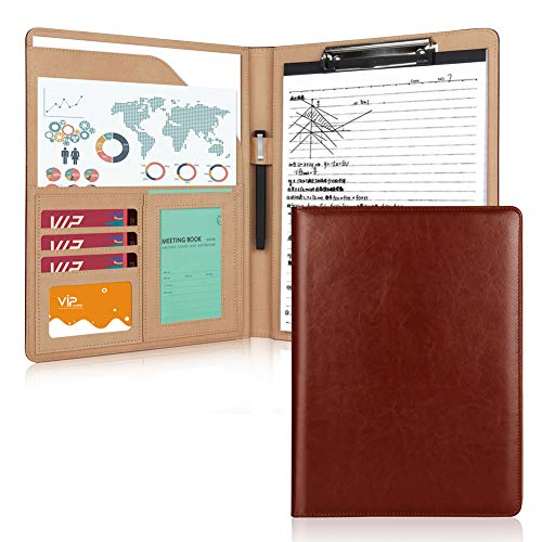 Junior Padfolio Clipboard Padfolio/Resume Portfolio Folder with Size...