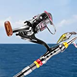 Zoom IMG-2 fishoaky kit canna da pesca