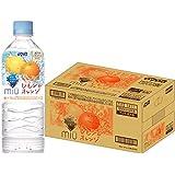 ダイドードリンコ ミウ レモン&オレンジ 550ml ×24本