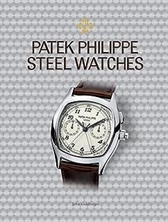 patek philippe steel watches book