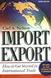Import/Export: How to Get Started in International Trade (English Edition)