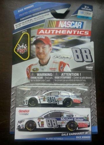 NASCAR Authentics, Race Winners, Dale Earnhart Jr. International National Guard Die-Cast Car, 1:64 Scale