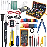 Best Soldering Iron Kits - Ambberdr Portable Soldering Iron Kit Welding Tool, 60W Review