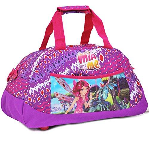 Joumma Sac de voyage MIA & MOI - violet/rose