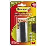 Command Universal Frame Hanger, Decorate Damage-Free, Large, 3 hangers, 6 strips, 6 frame stabilizer strips...