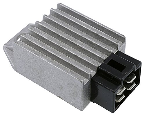 2EXTREME Spannungsregler, Gleichrichter, kompatibel für FLEX-TECH FUN 50, YY50QT-6A