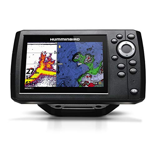 Price comparison product image Humminbird 410210-1 HELIX 5 CHIRP GPS G2 Fish finder