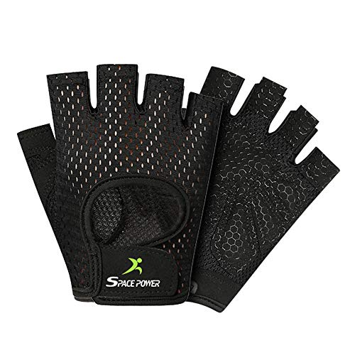 Gym Gloves, Lightweight Breathable Workout Gloves, Ultralight Weight Lifting Gloves for Men & Women