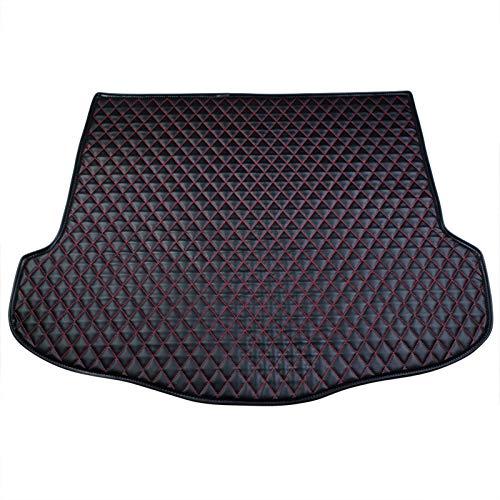 DYBANP Kofferraummatte, Für Jaguar XE 2019, Kofferraummatte Boden Teppichzubehör