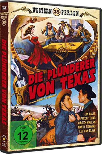 Western Perlen 35: Die Plünderer von Texas (Raiders of Old California) - 2. korrigierte Auflage