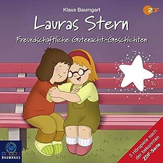 Freundschaftliche Gutenacht-Geschichten (Lauras Stern - Gutenacht-Geschichten 12) Titelbild