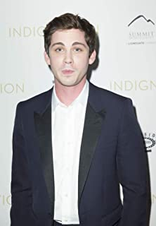 Posterazzi Poster Print Logan Lerman at Arrivals for Indignation Premiere Museum of Modern Art (Moma) New York Ny July 25 2016. Photo by Lev RadinEverett Collection Celebrity (16 x 20)