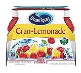 Ocean Spray Cran-Lemonade Juice Drink, 10 Ounce Bottles (4 x Pack of 6)