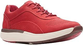 Clarks Womens Un Cruise Lace Sneaker