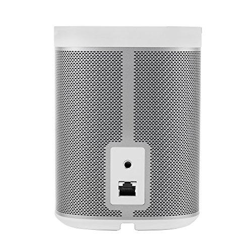 Sonos Play:1 Lettore All-in-One, Wireless, Controllabile da Smartphone, Tablet e PC, Compatibile con Alexa, Bianco