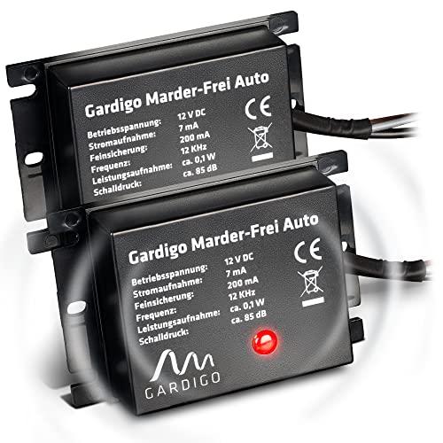 Gardigo Marder-Frei Auto 2er Set Bild