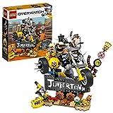 LEGO Overwatch JunkrateRoadhog, Costruisci una Parte di Junkertown, Set di Costruzioni, 75977