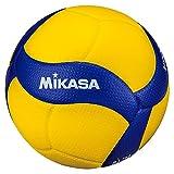 ミカサ(MIKASA) バレーボール 国際公認球・検定球 5号(一般・大学・高校)黄/青 V200W