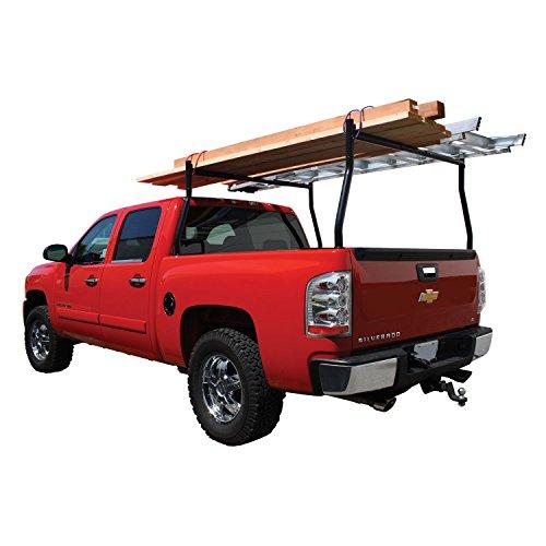 Bully Adjustable Ladder Rack for Trucks