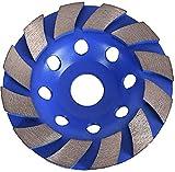 GoYonder 4 inch Diamond Cutting Wheel,Premium Wet/Dry Diamond Grinder Disc for Angle Grinder to Grind...