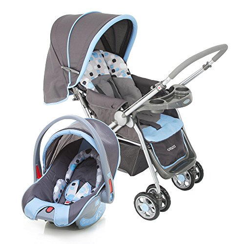 Travel System Reverse Cosco - Azul