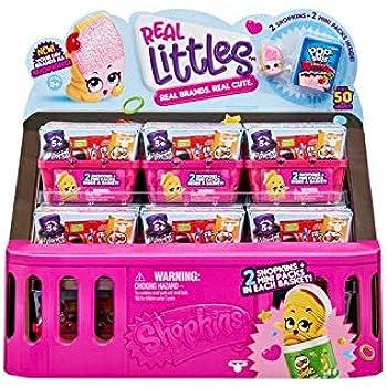 Shopkins Real Littles Mini Pack Season 12 Dis | Shopkin.Toys - Image 1