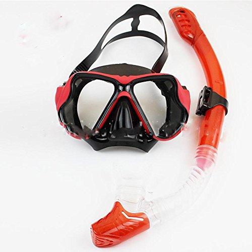 Lo snorkeling maschera + tubo Set Snorkeling Easybreath apnea Silicone Snorkeling attrezzatura subacquea di respirazione