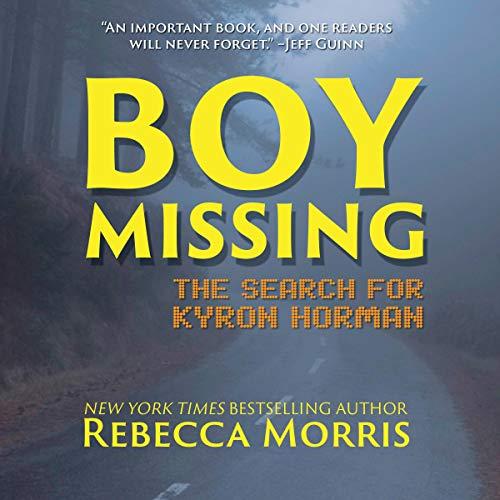 Page de couverture de Boy Missing