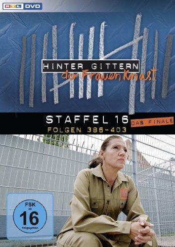 Staffel 16 (4 DVDs)