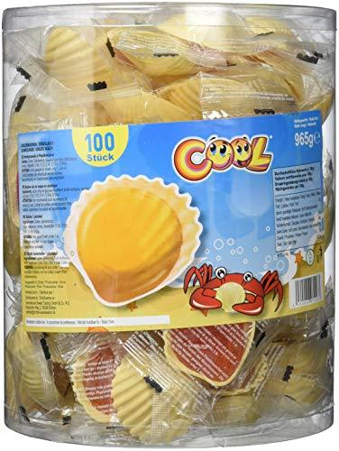 Cool Schleckmuscheln 100 Stück in Dose, 1er Pack (1 x 965 g)