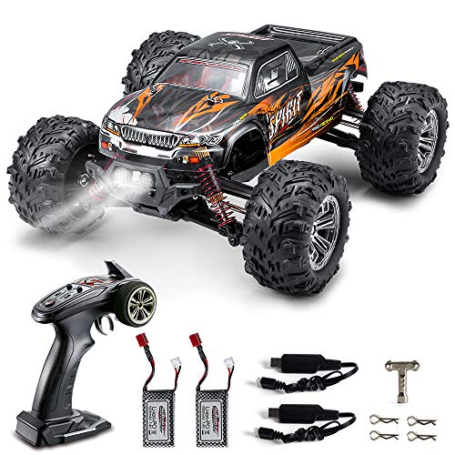 VATOS Brushless Remote Control Car 4WD RC Cars 52km/h High Speed 1:16 Scale...
