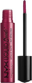 NYX Professional Makeup Liquid Suede Metallic Matte, Pure Society 34