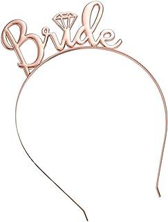 Sharplace Pegatinas Team Bride Copa de Vino de Envoltorio Favores de Boda Fiesta de Ave Hembra Shower Nupcial Fiesta de Solter/ía Negro