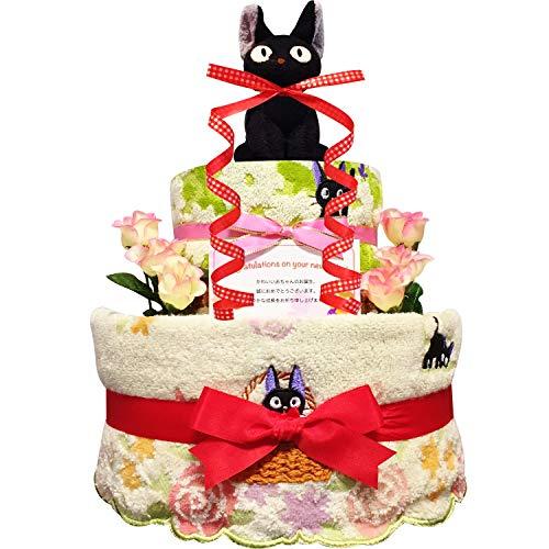 Capsule(カプセル)『魔女の宅急便ジジのおむつケーキ』