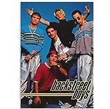Sanwooden Band Backstreet Boys Musik Poster Cover Leinwand