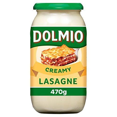 Dolmio Salsa De Lasaña - Cremosa (470g) (Paquete de 6)