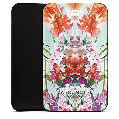DeinDesign Cover kompatibel mit Wiko Barry Hülle Tasche Sleeve Socke Schutzhülle Blumen Flowers Pattern