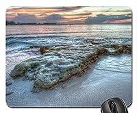 美しい海景Hdrマウスパッド、マウスパッド(ビーチマウスパッド)