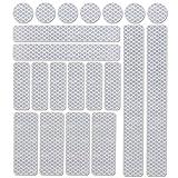 JCstarrie Reflector Stickers -21 Pcs Cintas Adhesivas Reflec