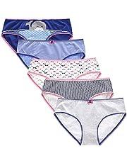 HUKUDA ショーツ レディース 5枚組 6枚組 セット 女性 下着 パンツ パンティ 綿 フリーサイズ セット