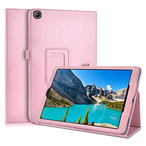 KATUMO Funda para Samsung Galaxy Tab A 10.1 2019 Book Cover con Pen Holder SM-T510/SM-T515 Carcasa
