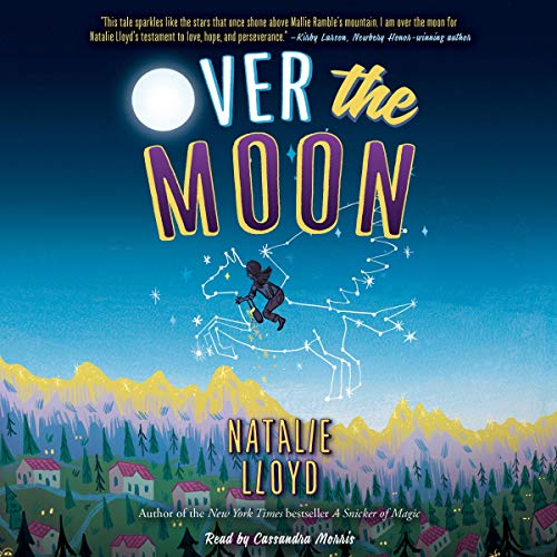 Over the Moon  By  cover art