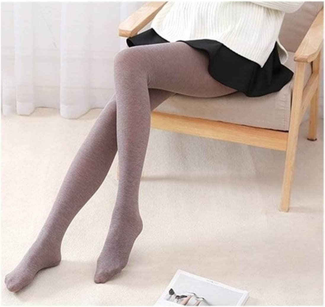 Moonlight Star Autumn and Winter Pantyhose Warm Stockings Womens Cotton Tights Elastic Waist Pantyhose (Color : Style C, Size : One Size)