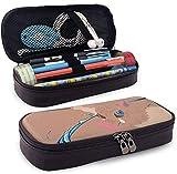 Estuche Pencil Case Pencil Bag Pouch Storage bag Practical Bag Holder with Zipper - Inosuke Hashibira