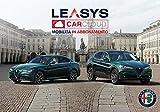 Iscrizione Abbonamento Leasys CarCloud Giulia & Stelvio