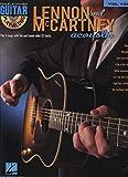 Lennon & McCartney Acoustic: Guitar Play-Along Volume 123